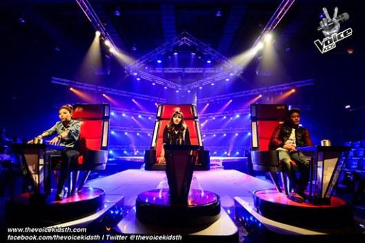 เดอะวอยซ์ คิดส์ ไทยแลนด์ The Voice Kids Thailand